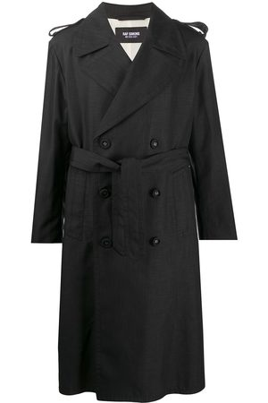 RAF SIMONS Double-breasted trench coat