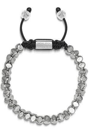 Nialaya Men Bracelets - Faceted bead bracelet