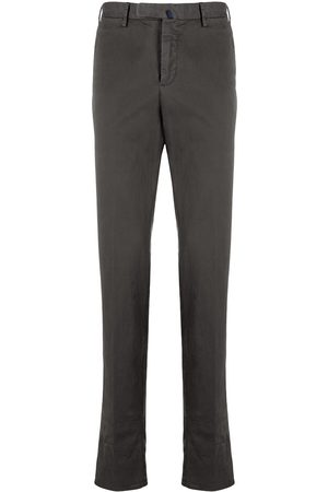 Incotex Straight-leg slim-fit chinos