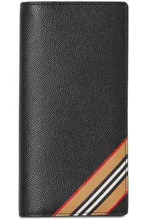 Burberry Icon Stripe continental wallet