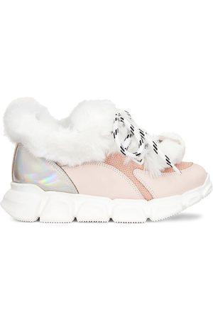 Giuseppe Zanotti Marshmallow Winter chunky-sole sneakers