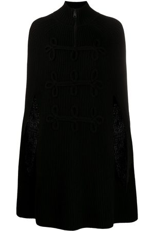 Karl Lagerfeld Women Ponchos - Knitted cape