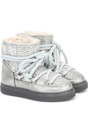 INUIKII Kids Galway Sneaker boots