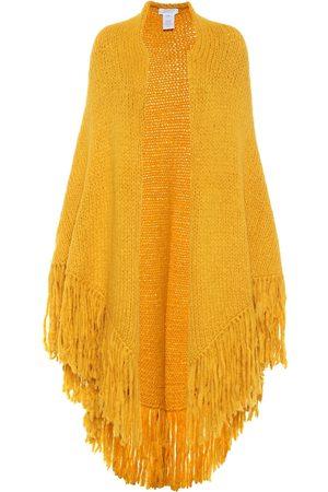GABRIELA HEARST Lauren fringed cashmere cape