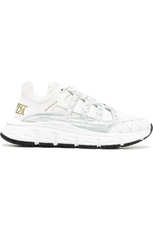 VERSACE Squalo Hiker lace-up sneakers