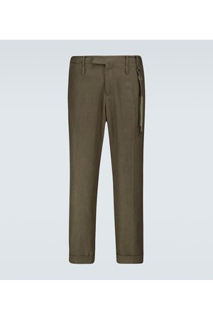 CRAIG GREEN Uniform straight-leg pants
