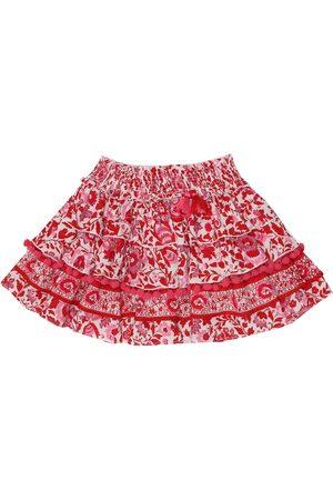 POUPETTE ST BARTH Ariel floral skirt