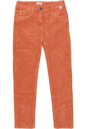Il gufo Stretch-cotton corduroy pants