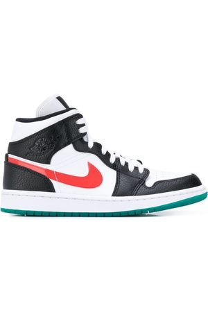 "Jordan Air 1 Mid ""Alternate Swooshes"" sneakers"