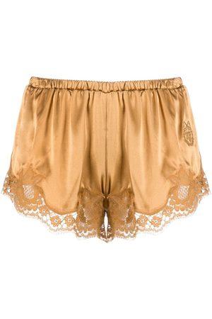 Dolce & Gabbana Lace trim shorts