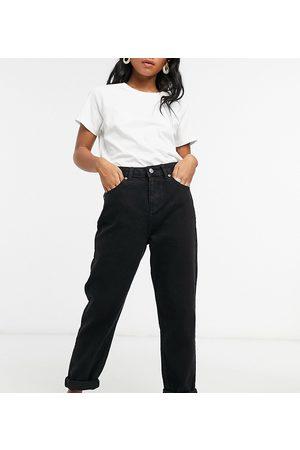 ASOS ASOS DESIGN Petite high rise 'original' mom jeans in