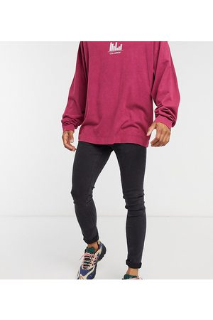 COLLUSION X001 skinny jean in washed