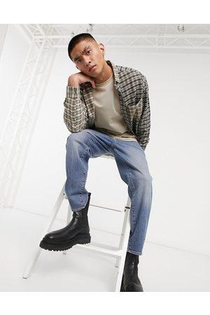 ASOS Stretch classic jeans in vintage dark wash