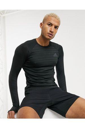 adidas Men Long Sleeve - Adidas Running long sleeve top in