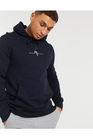 River Island Maison Riviera slim fit hoodie in