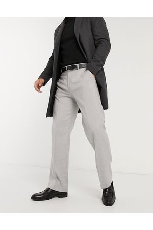 Topman Slim suit trouser in