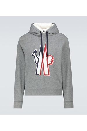 Moncler Logo hooded sweatshirt