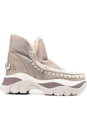 Mou Chunky Eskimo boots