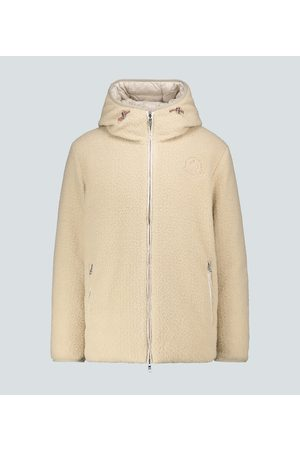 Moncler Genius 2 MONCLER 1952 Haffner fleece jacket