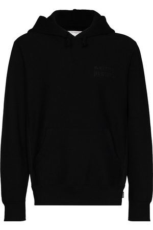 Wacko Maria Guilty Parties logo-embroidered hoodie