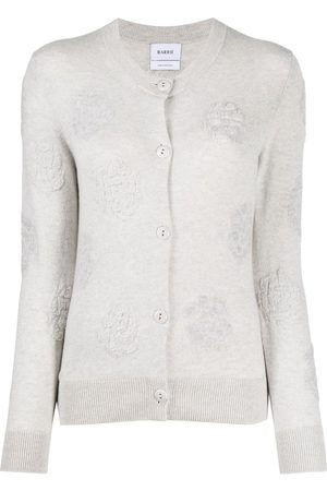 Barrie Round neck cardigan