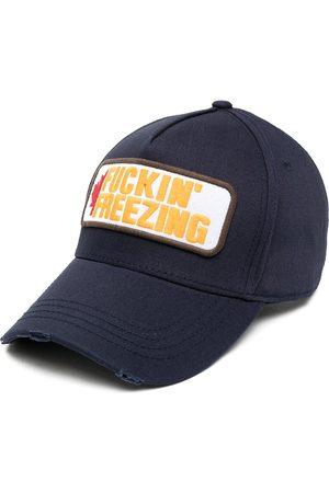 Dsquared2 Logo patch cap