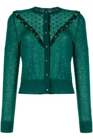 Onefifteen Patterned knit cardigan