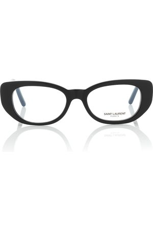 Saint Laurent SL 316 Betty oval glasses