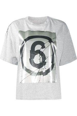 MM6 MAISON MARGIELA 6-print T-shirt