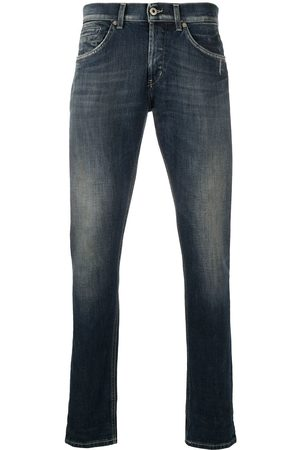 Dondup Low-rise straight-leg jeans