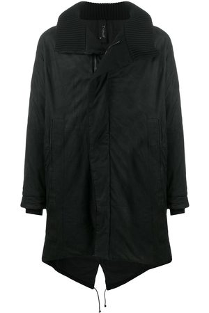 TRANSIT Zip-up hooded coat