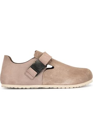 Birkenstock London buckle strap shoes