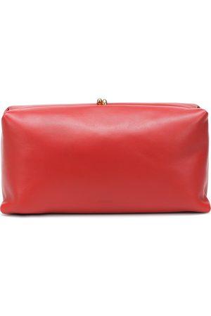 Jil Sander Leather clutch