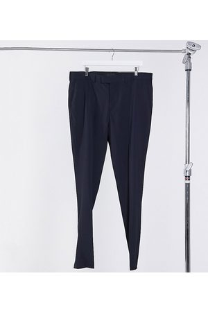 ASOS DESIGN Plus skinny smart trousers in