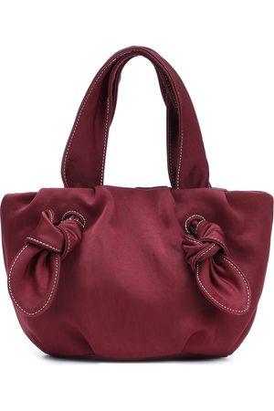 Staud Women Travel Bags - Ronnie Mini satin tote