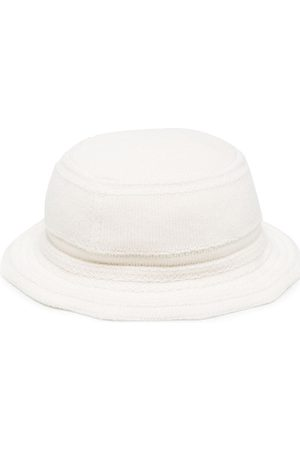 Barrie Knitted bucket hat