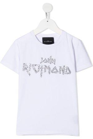 John Richmond Junior Logo t-shirt