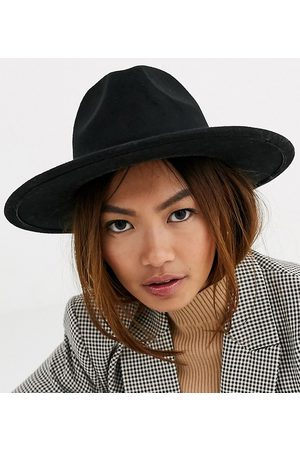 My Accessories Women Hats - London Exclusive fedora with chain detail