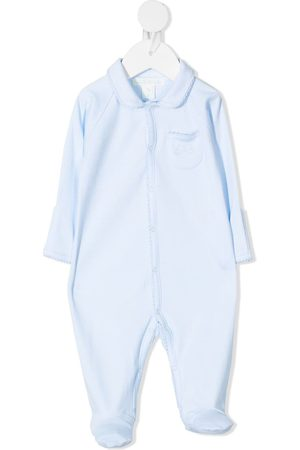 Marie-Chantal Scallop-trimmed cotton pajama
