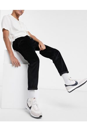 ASOS Cord slim trousers in