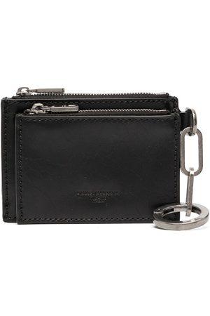 Dolce & Gabbana Logo-embossed zip wallet