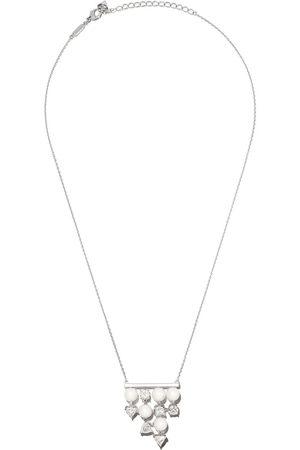 Tasaki 18kt diamond premier Balance necklace