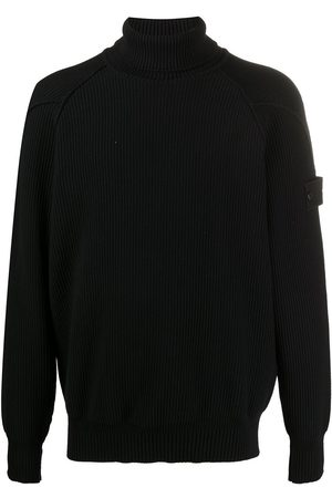 Stone Island Ribbed knit jumper