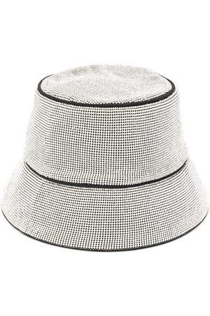 KARA Embroidered bucket hat