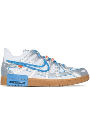 """Nike Multicoloured Off- ™ x Nike Air Rubber Dunk """"University Blue"""" sneakers"""