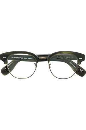 Oliver Peoples Gary Grant square frame glasses