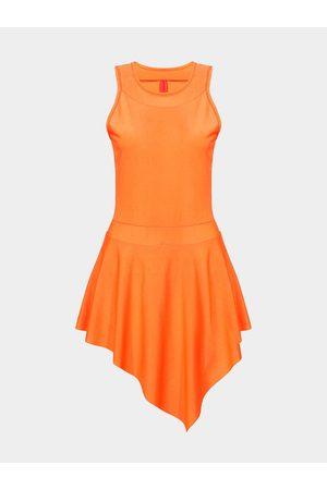 YOINS Dress with Halter neckline