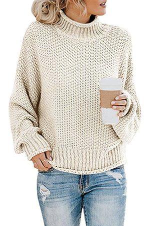 YOINS High Neck Long Sleeves Sweater