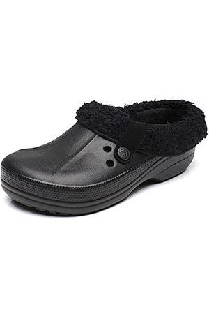 YOINS Clog Winter Warm Antiskid Indoor Casual House Slippers