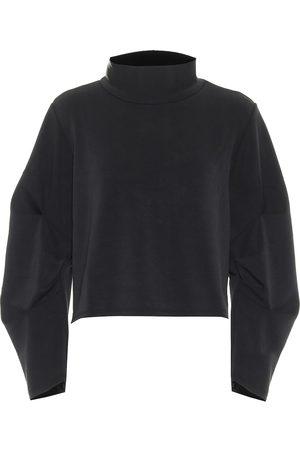 Lanston Women Sweatshirts - Kenzie cropped sweatshirt